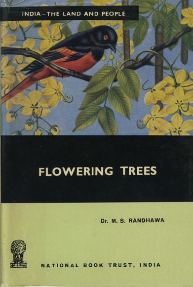Image for Flowering Trees (India - The Land and people)