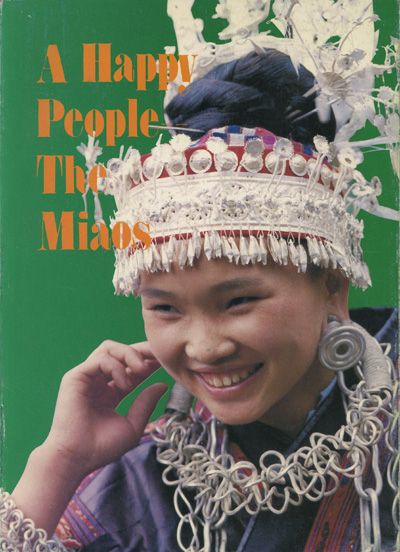Image for A Happy People - the Miaos