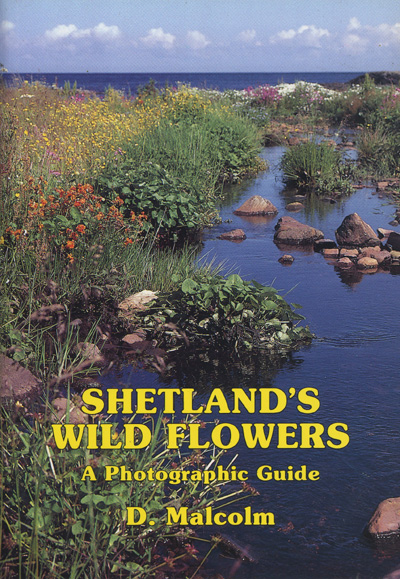 Image for Shetland's Wild Flowers: a Photographic Guide