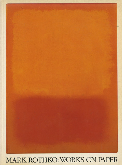 Image for Mark Rothko: Works on Paper