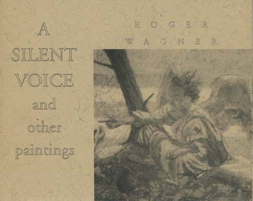 Image for A Silent Voice and Other Paintings By Roger Wagner