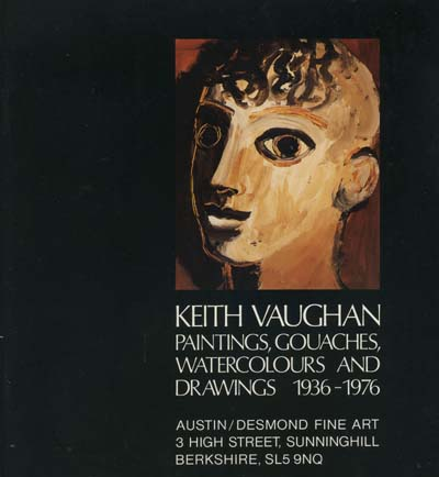 Image for Keith Vaughan - Paintings, Gouaches, Watercolours and Drawings 1936-1976