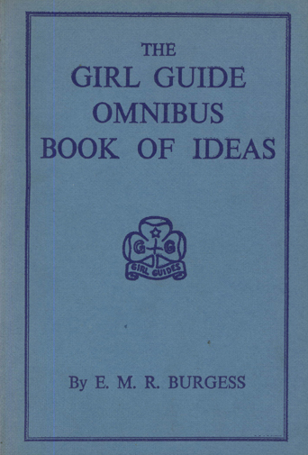 Image for The Girl Guide Omnibus Book of Ideas