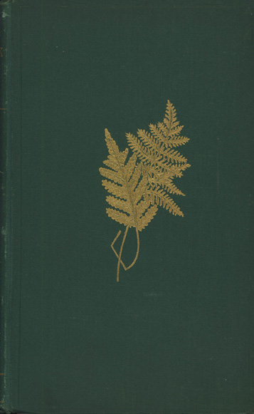 Image for A Geographical Handbook of All the Known Ferns with Tables to Show Their Distribution