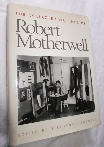 Image for The Collected Writings of Robert Motherwell