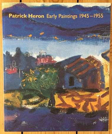 Image for Patrick Heron: Early Paintings 1945-1955