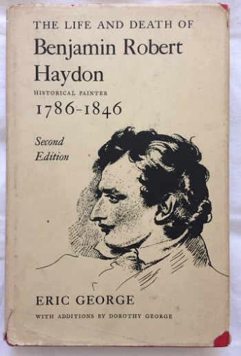 Image for The Life and Death of Benjamin Robert Haydon (1786-1846)