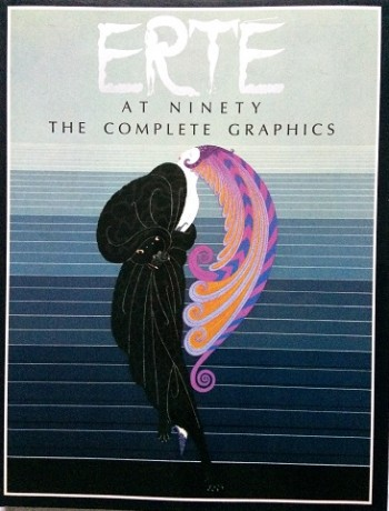 Image for Erte at Ninety: The Complete Graphics