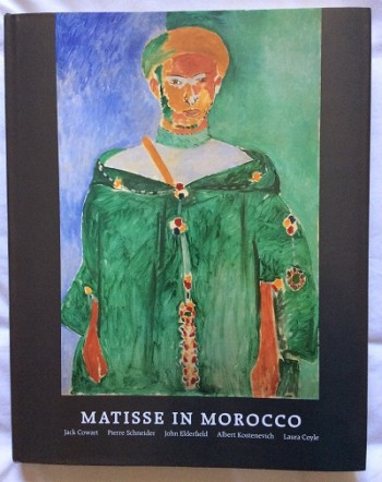 Image for Matisse in Morocco - The Paintings and Drawings 1912-1913