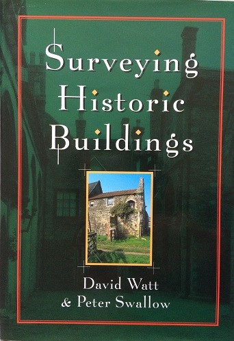 Image for Surveying Historic Buildings