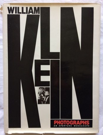 Image for William Klein: Photographs
