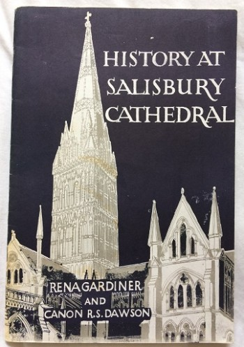 Image for History at Salisbury Cathedral
