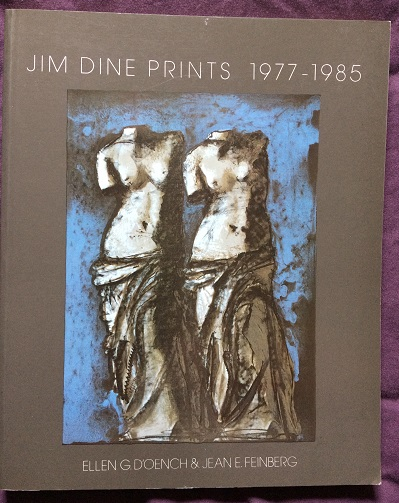 Image for Jim Dine Prints 1977-1985
