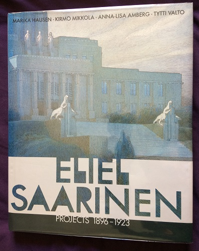 Image for Eliel Saarinen - Projects 1896-1923