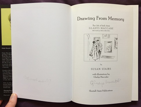 Image for Drawing from Memory: The Life of the Irish Artist Gladys Maccabe