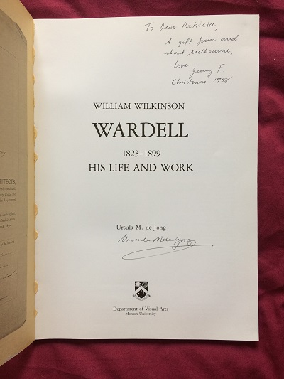 Image for William Wilkinson Wardell: His Life and Work: 1823-1899