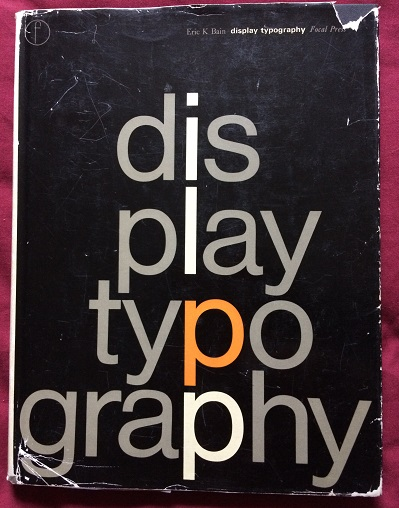 Image for Display Typography