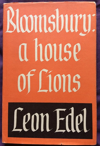 Image for Bloomsbury: A House of Lions
