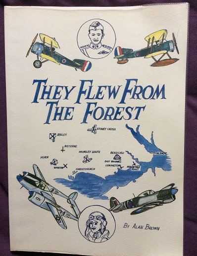 Image for They Flew from the Forest