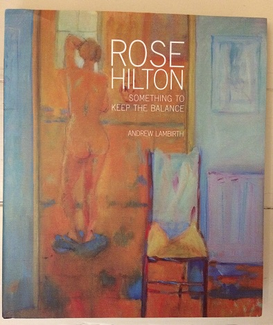 Image for Rose Hilton - Something to keep the balance