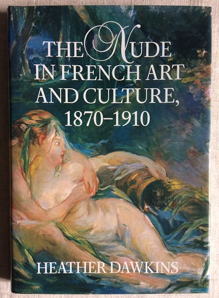 Image for The Nude in French Art and Culture, 1870-1910