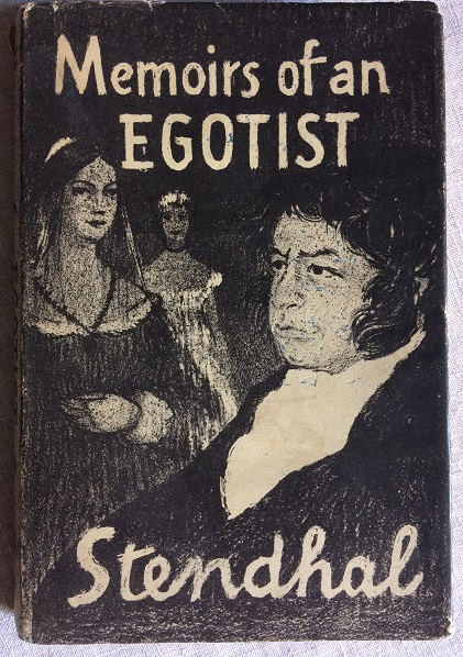 Image for Memoirs of an Egotist