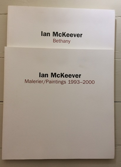 Image for Ian McKeever - Malerier/Paintings 1993-2000, Vols I and II