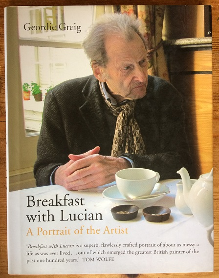 Image for Breakfast with Lucian: A Portrait of the Artist