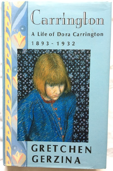 Image for Carrington - A Life of Dora Carrington - 1893-1932