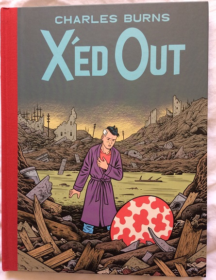 Image for X'ed Out, The Hive, Sugar Skull (Three separate vols.)