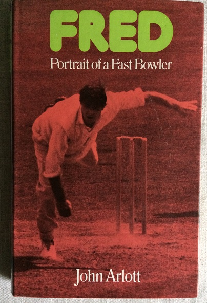 Image for Fred - Portrait of a Fast Bowler