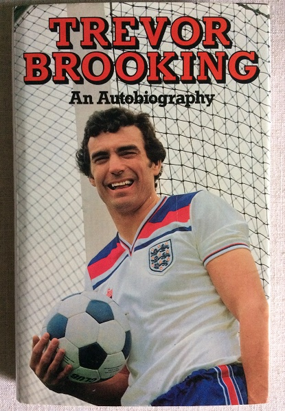 Image for Trevor Brooking - An Autobiography