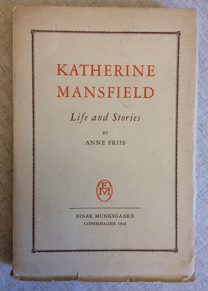 Image for Katherine Mansfield - Life and Stories